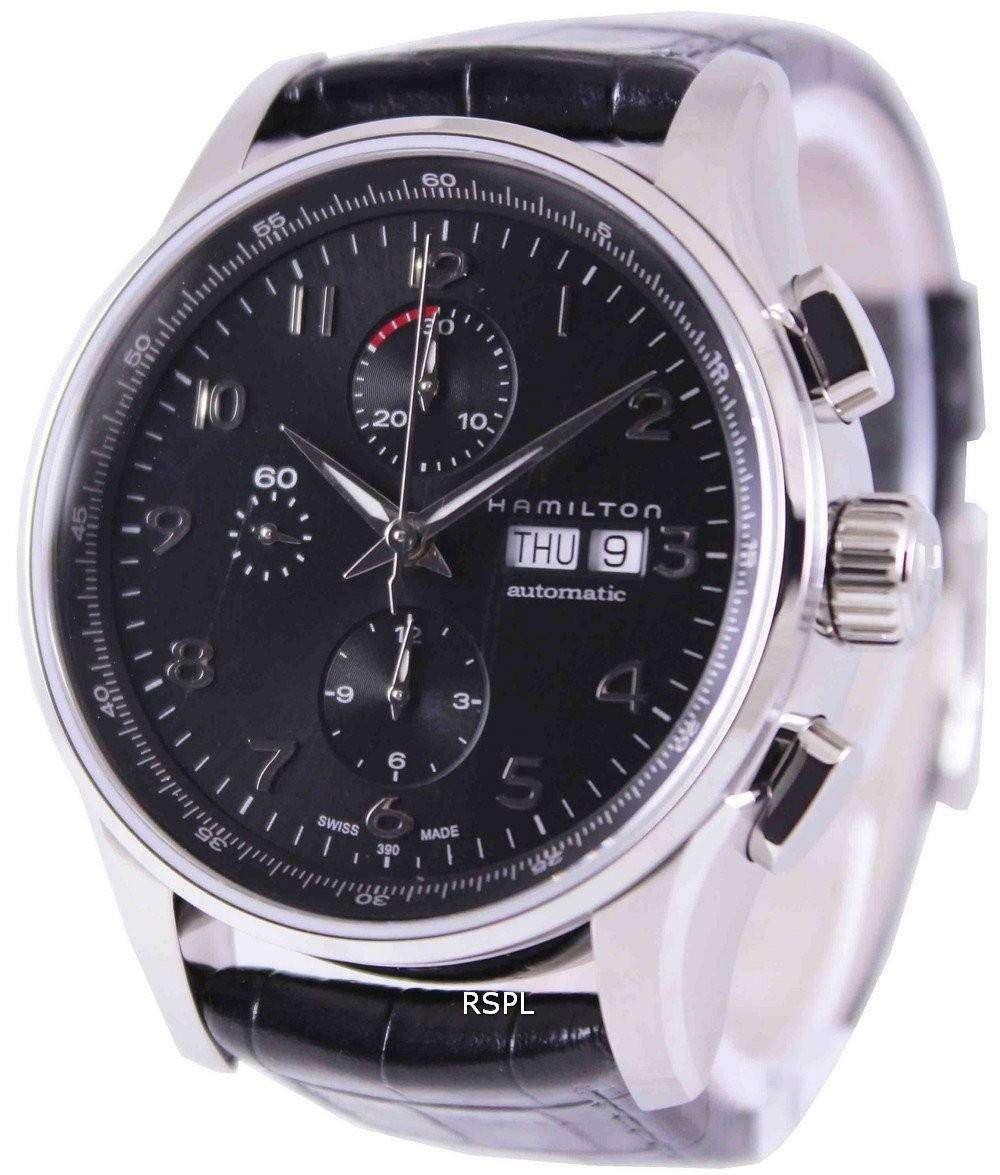 1dcd3858c Hamilton Jazzmaster Maestro Automatic Chronograph H32716839 Mens Watch
