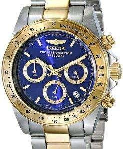 Invicta Professional Speedway Chronograph 200M 3644 Mens Watch