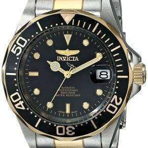 Invicta Pro Driver Automatic Black Dial INV8927/8927 Mens Watch