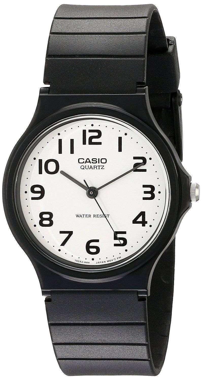Casio Classic Analog Quartz White Dial MQ-24-7B2LDF MQ-24 ...