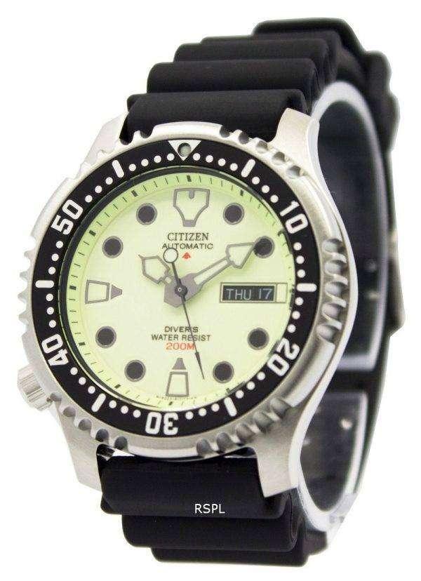 Citizen Promaster Automatic Diver's NY0040-09W