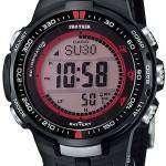 Casio Protrek Digital Atomic Tough Solar Triple Sensor PRW-3000G-1D Watch