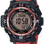 Casio Protrek Digital Atomic Tough Solar Triple Sensor PRW-3500Y-4D Watch
