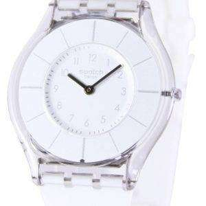 Swatch Classic White Classiness Swiss Quartz SFK360 Women's Watch