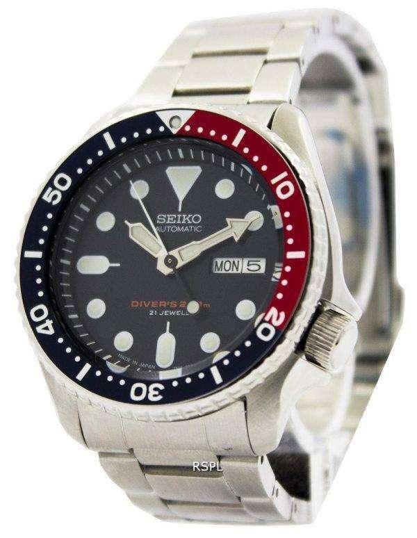 Seiko Automatic Diver 200m Japan SKX009J3-Oys Watch