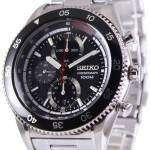 Seiko Chronograph Tachymeter 100M SNDG57P1 SNDG57P Mens Watch