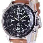Seiko Solar Alarm Chronograph SSC081P1 SSC081P SSC081 Mens Watch