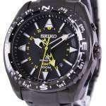 Seiko Prospex Land Kinetic GMT 100M SUN047P1 SUN047P Mens Watch