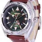 Seiko Prospex Land Kinetic GMT 100M SUN051P1 SUN051P Mens Watch