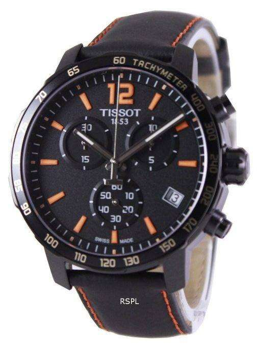 Tissot T-Sport Quickster Chronograph T095.417.36.057.00 Mens Watch