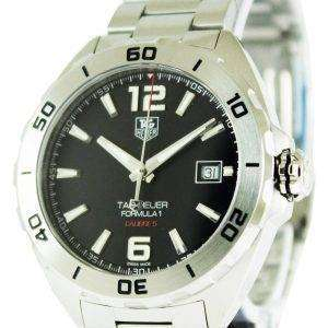 Tag Heuer Formula One Automatic Black Dial WAZ2113.BA0875 Men's Watch