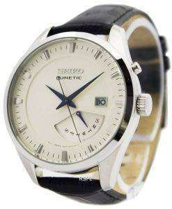 Seiko Kinetic Leather Strap SRN071P1 SRN071P Men's Watch