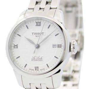 Tissot Automatic Le Locle Double Happiness T41.1.183.35 T41118335 Ladies Watch
