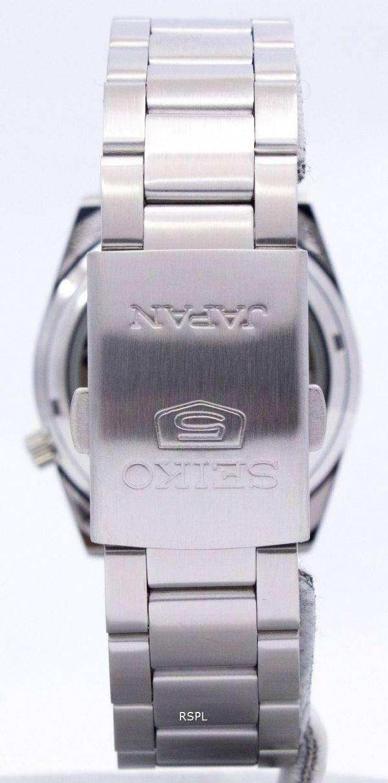 Seiko 5 Automatic 21 Jewels Japan Made SNKE01J1 SNKE01J Men's Watch