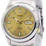 Seiko 5 Automatic 21 Jewels Japan Made SNKK15J1 SNKK15J Men's Watch