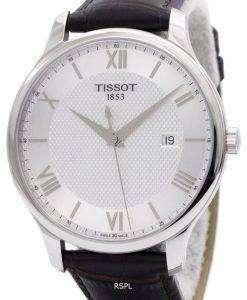 Tissot T-Classic Tradition T063.610.16.038.00 T0636101603800 Men's Watch