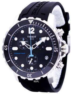 Tissot T-Sport Seastar 1000 Quartz T0664171705700 Mens Watch