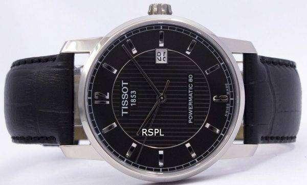 Tissot T-Classic Titanium Automatic T087.407.46.057.00 T0874074605700 Mens Watch