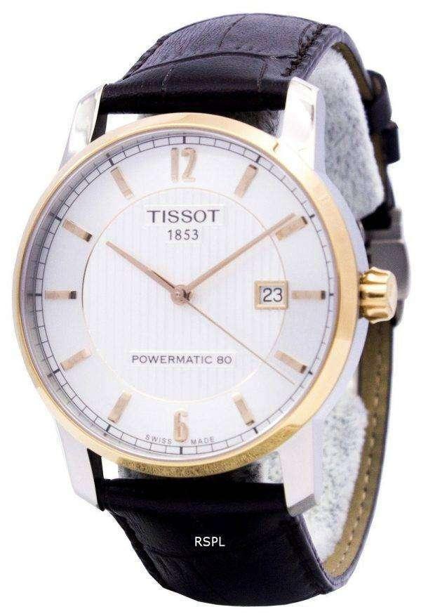 Tissot T-Classic Titanium Automatic T087.407.56.037.00 T0874075603700 Mens Watch