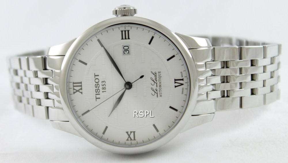 tissot le locle happiness automatic t41 1 833 50