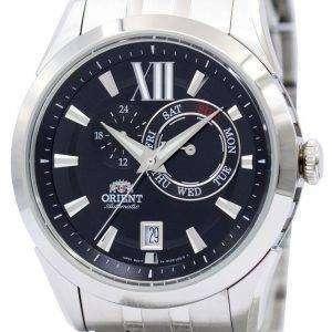 Orient Sporty Automatic Black Dial ET0X004B Mens Watch