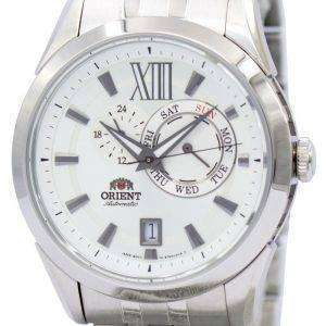 Orient Sporty Automatic White Dial ET0X005W Mens Watch