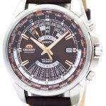 Orient Automatic Multi Year Calendar World Time EU0B004T Mens Watch