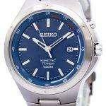 Seiko Kinetic Titanium Power Reserve SKA711 SKA711P1 SKA711P Mens Watch
