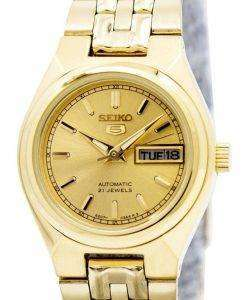 Seiko 5 Automatic 21 Jewels SYMA04 SYMA04K1 SYMA04K Womens Watch