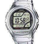 Casio Wave Ceptor Atomic Multiband 5 Digital WV-58DE-1AV Mens Watch