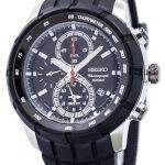 Seiko Alarm Chronograph SNAD95 SNAD95P1 SNAD95P Mens Watch