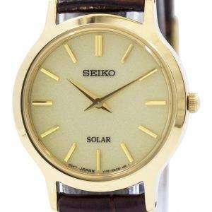Seiko Solar SUP302 SUP302P1 SUP302P Womens Watch