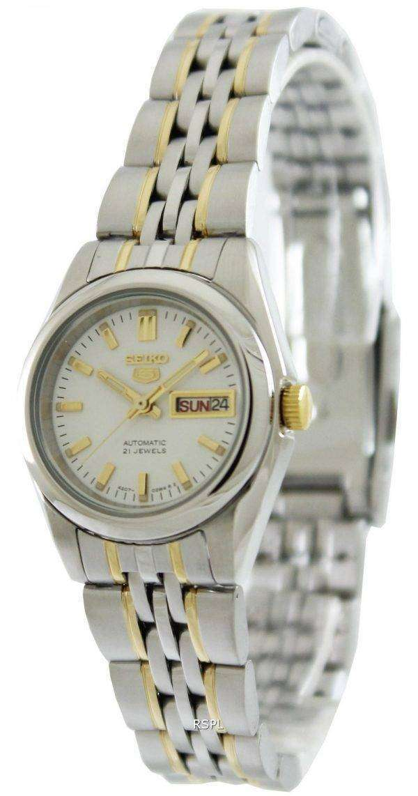 Seiko 5 Automatic 21 Jewels SYMA35 SYMA35K1 SYMA35K Womens Watch