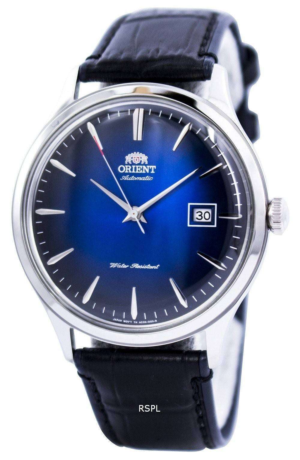 Tag Watches For Sale >> Orient Bambino Version 4 Classic Automatic FAC08004D0 AC08004D Men's Watch - CityWatches.co.uk