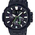 Casio Protrek Analog-Digital Atomic Triple Sensor PRW-7000-1AJF Watch