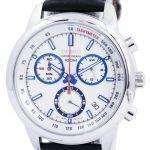 Seiko Chronograph Quartz Tachymeter 100M SSB209 SSB209P1 SSB209P Mens Watch