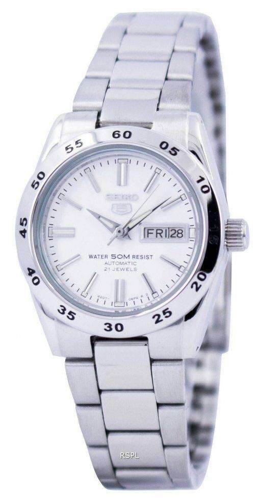Seiko 5 Automatic 21 Jewels SYMG35 SYMG35K1 SYMG35K Womens Watch