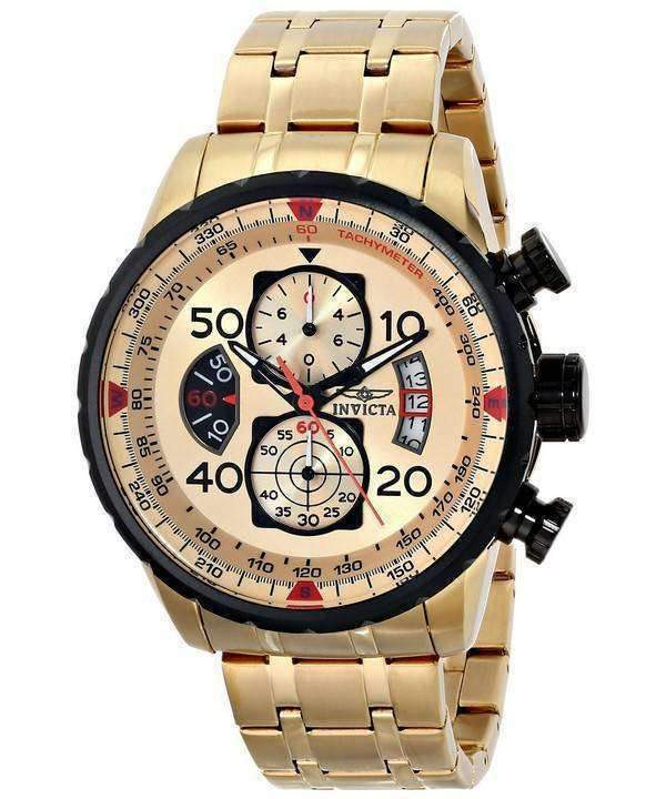 Invicta Aviator Chronograph Quartz 17205 Men's Watch