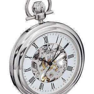 Stuhrling Original Vintage Automatic 6053.33113 Pocket Watch