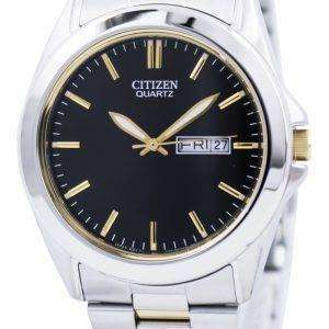 Citizen Quartz Two Tone BF0584-56E Men's Watch