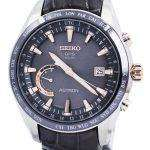Seiko Astron GPS Solar World Time Japan Made SSE095 SSE095J1 SSE095J Mens Watch