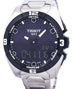 Tissot T-Touch Expert Solar T091.420.44.051.00 T0914204405100 Mens Watch