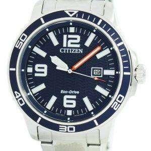 Citizen Eco-Drive Sports Power Reserve AW1520-51L Men's Watch