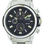 Citizen Eco-Drive AR Chronograph CA0428-56E Men's Watch