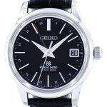 Grand Seiko HI-BEAT 36000 GMT Automatic Power Reserve 37 Jewels SBGJ019 Men's Watch