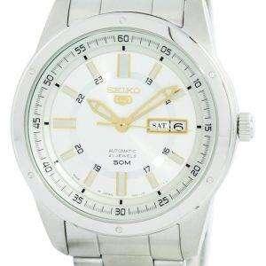 Seiko 5 Automatic 21 Jewels Japan Made SNKN11 SNKN11J1 SNKN11J Men's Watch
