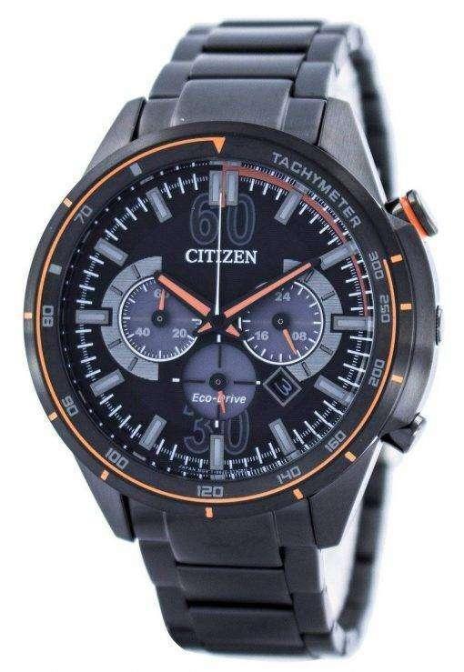 Citizen Eco-Drive Chronograph Tachymeter Scale CA4125-56E Mens Watch