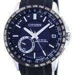 Citizen Eco-Drive Satellite Wave GPS World Time Power Reserve CC3005-18E Mens Watch