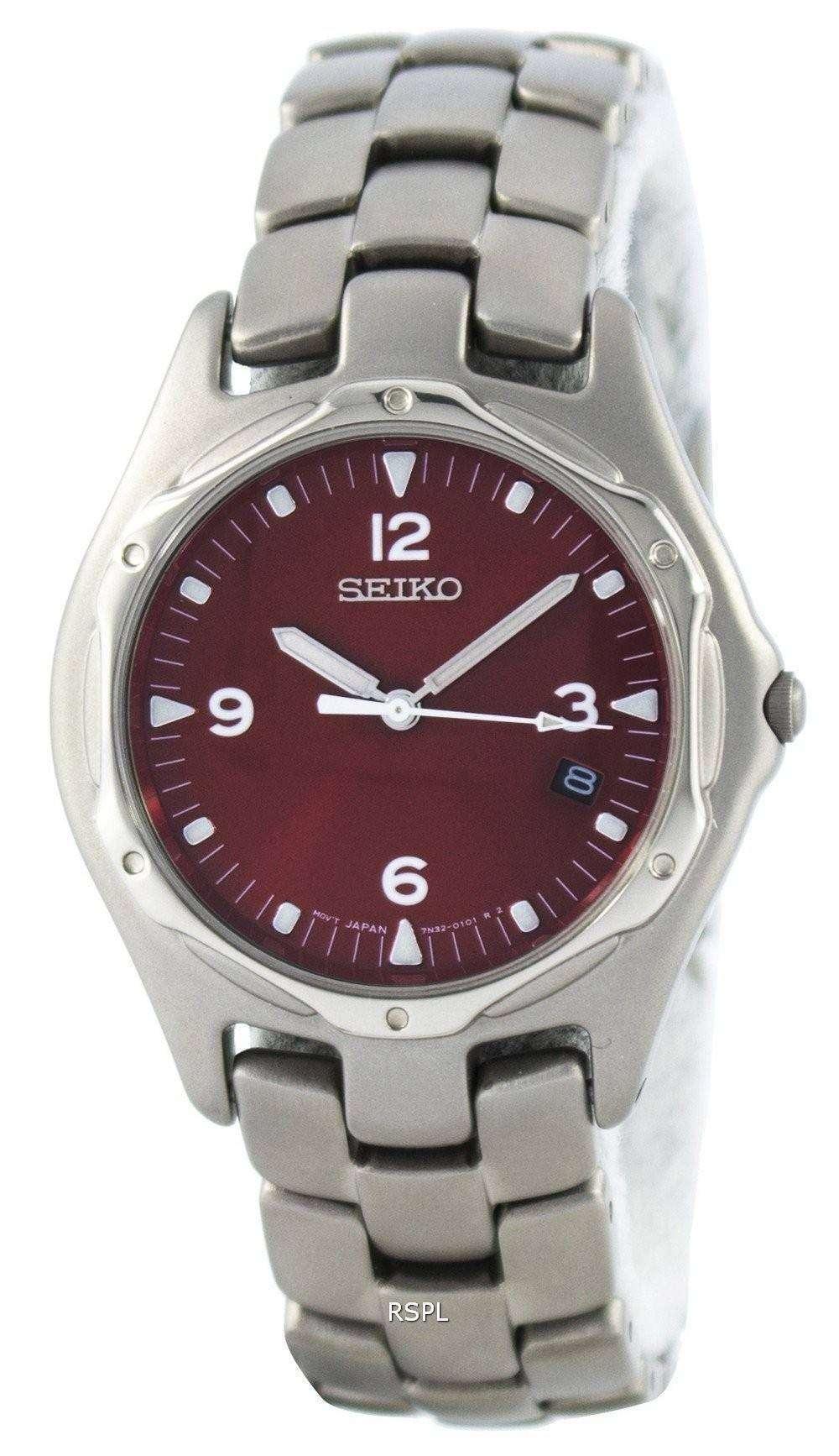 Seiko Titanium Quartz Slc043 Slc043p1 Slc043p Men's Watch. Sister Bangle Bracelets. Bezel Necklace. History Engagement Rings. Larimar Necklace