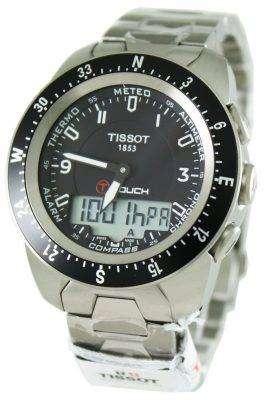 Tissot T-Touch Analog-Digital Expert Pilot T013.420.44.057.00 Mens Watch